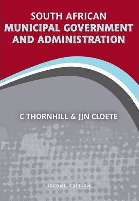 South African Municipal Government and Administration - Elex Academic Bookstore
