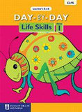 Day-by-day CAPS Life Skills Grade 1 Learner's Book - Elex Academic Bookstore