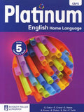 Platinum English Home Language CAPS - Grade 5 Learner's Book - Elex Academic Bookstore