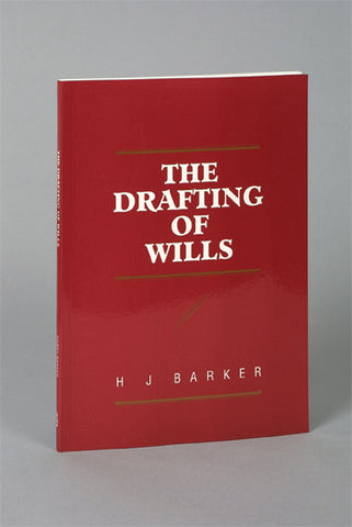 Drafting of Wills, The