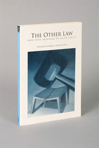The Other Law: Non-state Ordering in SA - Elex Academic Bookstore