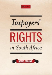 Taxpayers' Rights in South Africa - Elex Academic Bookstore