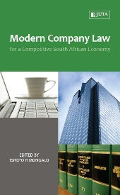 Modern Company Law for a Competitive South African Economy - Elex Academic Bookstore