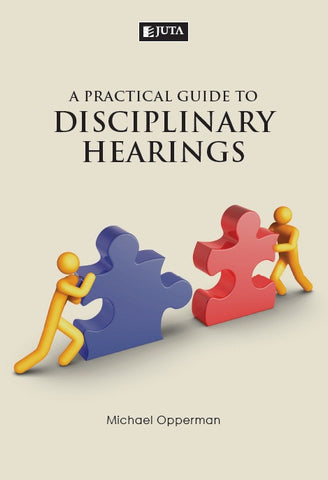 Disciplinary Hearings (Practical Gde) - Elex Academic Bookstore
