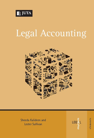 Legal Accounting - Elex Academic Bookstore