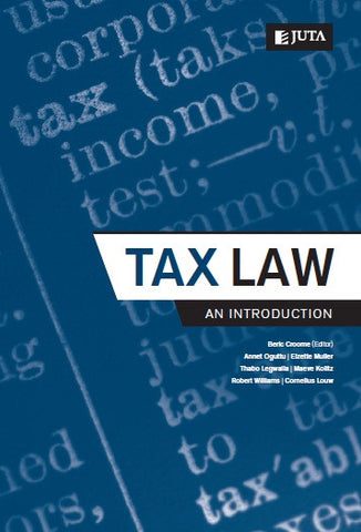Tax Law: An Introduction - Elex Academic Bookstore