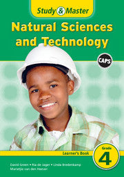 Study & Master Natural Sciences and Technology Learner's Book Grade 4
