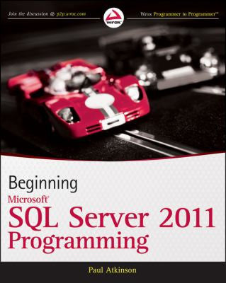 Beginning Microsoft SQL Server 2011 Programming - Elex Academic Bookstore