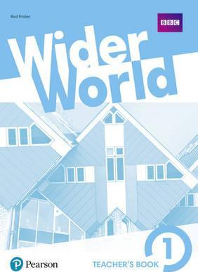 Wider World 1 Teacher's Book with MyEnglishLab & ExtraOnline Home Work + DVD-ROM Pack