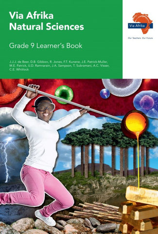 Via Afrika Natural Sciences Grade 9 Learner's Book