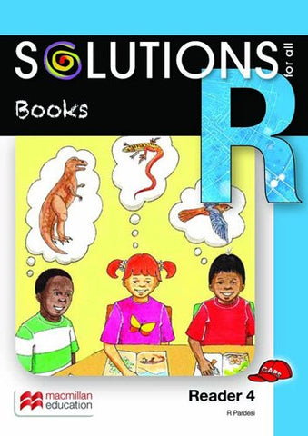 SOLUTIONS FOR ALL ENGLISH GRADE R READER 3: MY CLASSROOM