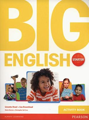 Big English Activity Book Starter