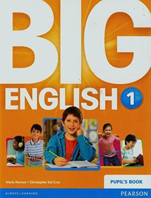 Big English Pupils Book Level 1