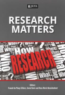Research Matters - Elex Academic Bookstore