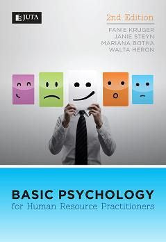 Basic Psychology for HR Practitioners 2e - Elex Academic Bookstore
