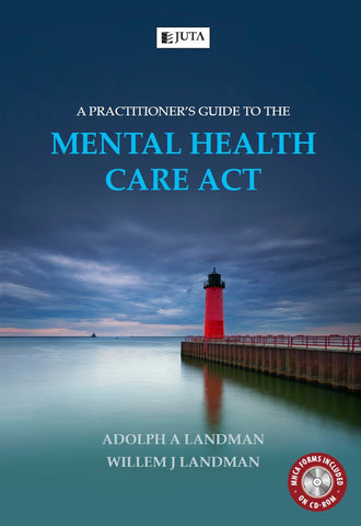 A Practitioner's Guide to the Mental Health Care Act - Elex Academic Bookstore