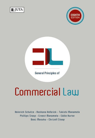 General Principles of Commercial Law 8E - Elex Academic Bookstore