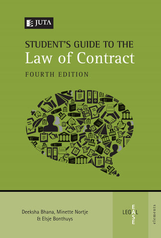 Student's Guide to the Law of Contract - Elex Academic Bookstore