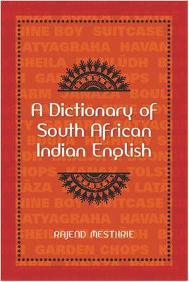 Dictionary of South African Indian English - Elex Academic Bookstore