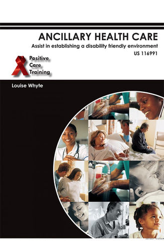 Ancillary Health Care: Disability – Learner Guide – NQF 1