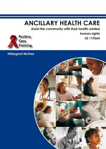 Ancillary Health Care: Health Related Human Rights – Learner Guide – NQF 1