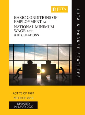 Basic Conditions of Employment Act 75 of 1997; National Minimum Wage Act 9 of 2018 & Regulations 3e