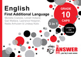 Grade 10 English First Additional Language 3 in 1 CAPS - Elex Academic Bookstore