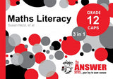 Grade 12 Maths Literacy 3 in 1 CAPS - Elex Academic Bookstore