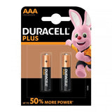 Duracell AAA Power Plus Alkaline Batteries