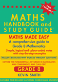 THE MATHS HANDBOOK & STUDY GUIDE – Grade: 8