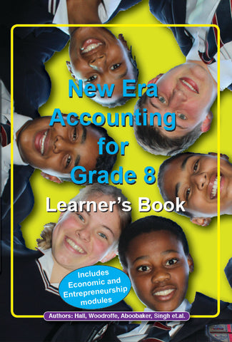 New Era Accounting Grade 8 Learner Book