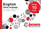 Grade 10 English Home Language 3 in 1 CAPS - Elex Academic Bookstore