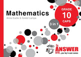 Grade 10 Maths 3 in 1 CAPS - Elex Academic Bookstore
