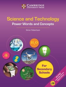 Science and Technology Power Words and Concepts