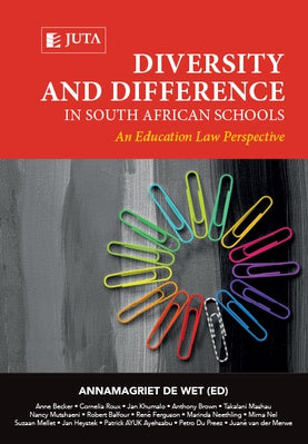 Diversity and Difference in South African Schools