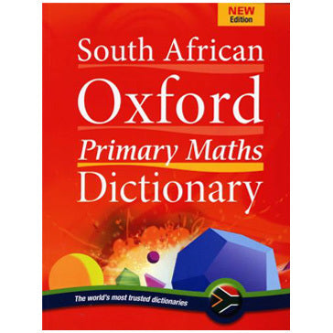 Oxford South African Primary Maths Dictionary (Paperback)
