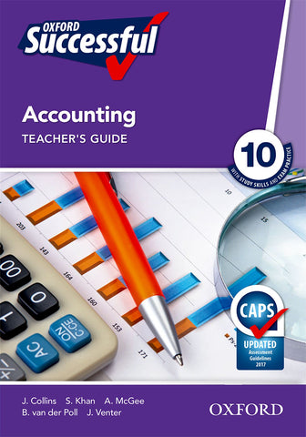 Oxford Successful Accounting Grade 10 Teacher's Guide