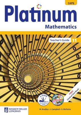 Platinum Mathematics Grade 11 Teacher's Guide