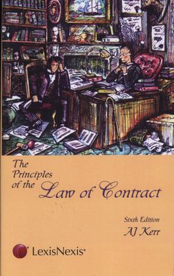Principles of the Law of Contract 6th Ed.