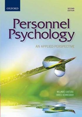 Personnel Psychology 2e - Elex Academic Bookstore