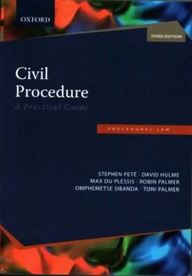 Civil Procedure: A Practical Guide 3e