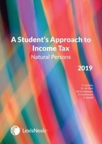 A Student's Approach To Income Tax - Natural Persons 2019