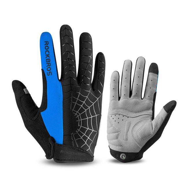 Windproof Cycling Gloves Touch Screen