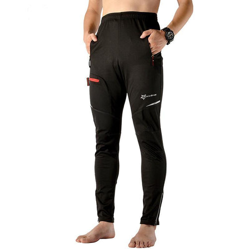 Windproof Autumn Winter Sports Pants