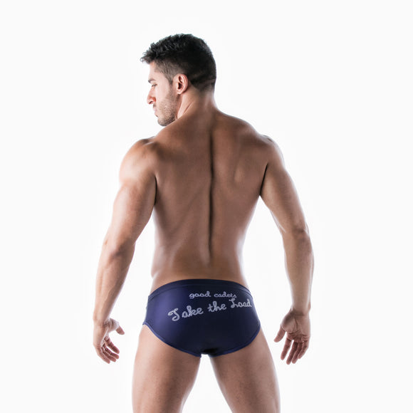 Take The Load Swim Brief