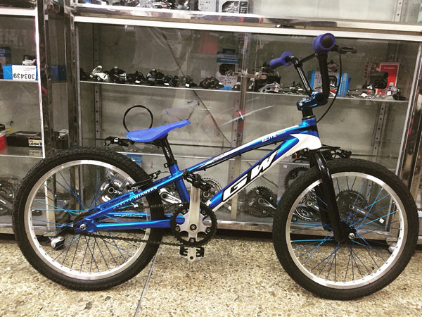 Bicicleta GW Elite Junior