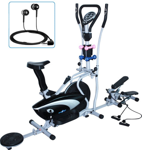 Elíptica Supercombo Sport Fitness - CiclosCenter