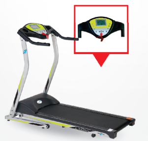 Caminador Electrico Lyon+ Sport Fitness - CiclosCenter
