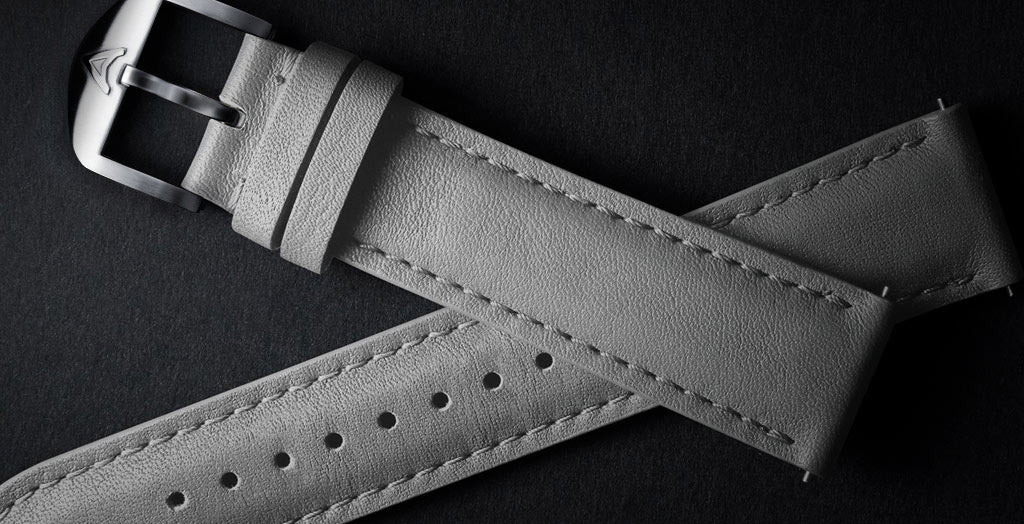 Plaster Leather Strap