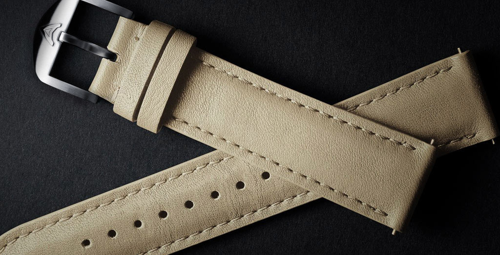 Lamb Leather Strap